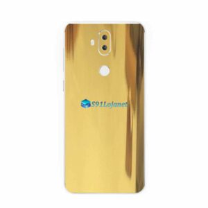 ASUS ZenFone 5 Selfie Pro Adesivo Skin Metal Ouro Gold