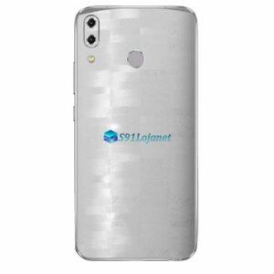 ASUS ZenFone 5Z Skin Adesivo FX Pixel Branco