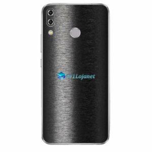 ASUS ZenFone 5Z Skin Adesivo FX Preto Escovado