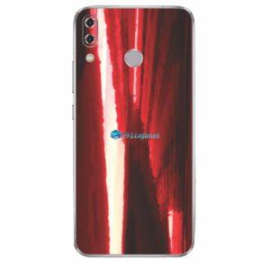 ASUS ZenFone 5Z Skin Adesivo Metal Gold Red