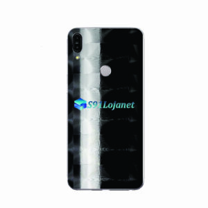 ASUS ZenFone Max (M1) Skin Adesivo FX Dimension Black
