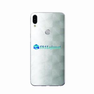 ASUS ZenFone Max (M1) Skin Adesivo FX Dimension Branco