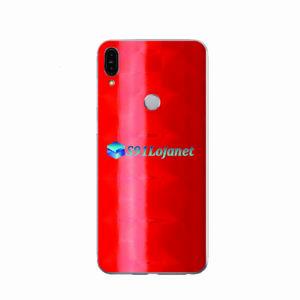 ASUS ZenFone Max (M1) Skin Adesivo FX Dimension Red
