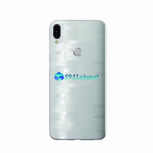 ASUS ZenFone Max (M1) Skin Adesivo FX Pixel Branco
