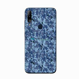ASUS Zenfone Max Shot Adesivo Skin Camo Azul Pixel