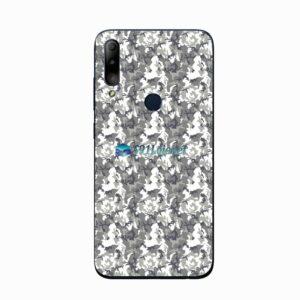 ASUS ZenFone Max Plus (M2) Skin Adesivo Camo Cinza
