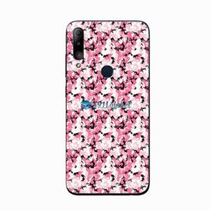 ASUS ZenFone Max Plus (M2) Skin Adesivo Camo Rosa