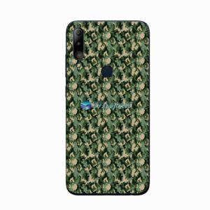 ASUS ZenFone Max Plus (M2) Skin Adesivo Camo Verde
