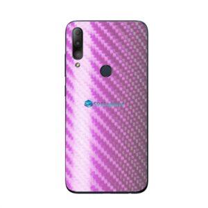 ASUS ZenFone Max Plus (M2) Skin Adesivo  Carbono Rosa