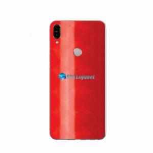 ZenFone Max Pro (M1) Skin Adesivo FX Dimension Red