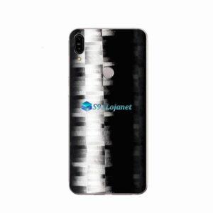 ZenFone Max Pro (M1) Skin Adesivo FX Pixel Black