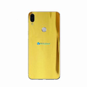 ZenFone Max Pro (M1) Skin Adesivo Metal Ouro Gold
