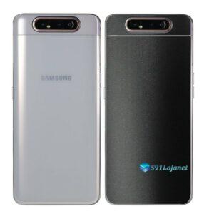 Galaxy A80 Adesivo Skin Película Tras FX Deep Black