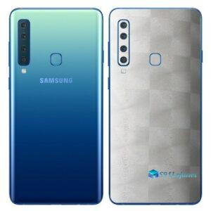 Galaxy A9 Adesivo Skin Película Traseira FX Dimension Branco