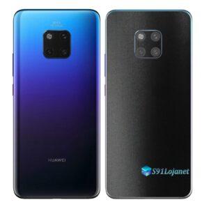 Huawei Mate 20 Pro Adesivo Skin Película FX Deep Black