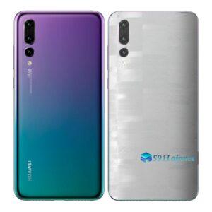 Huawei P20 PRO Adesivo Skin Película FX Pixel Branco