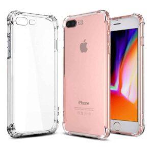 Capa Case Apple Iphone 8 Anti Shock Transparente Tpu