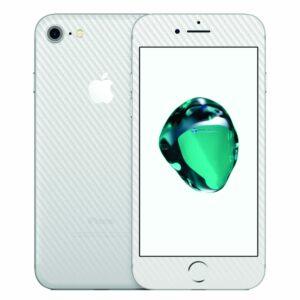 iPhone 7 Apple Adesivo Skin Película Fibra Transparente