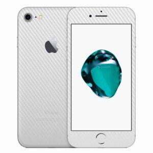 iPhone 8 Apple Adesivo Skin Película Fibra Transparente