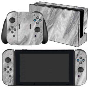 Adesivo Skin Película Nintendo Swicht Marmore Carrara
