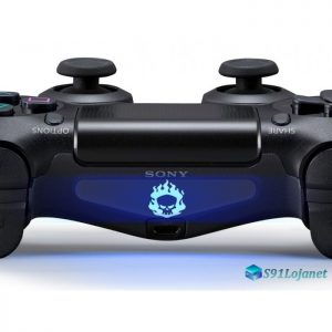 PS4 Light Bar Decal Skin Sticker Controle PS4 Fat PS4 Slim PS4 Pro Controle Modelo 93