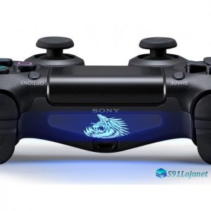 PS4 Light Bar Decal Skin Sticker Controle PS4 Fat PS4 Slim PS4 Pro Controle Modelo 95