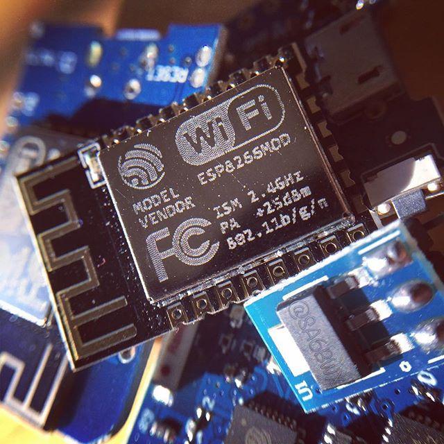 Esp8266 #esp #esp8266 #arduino #espeasy #electronics #sa6bwx #3v3 #hamradio #hamradiouk