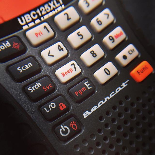 125XLT #uniden #ubc125xlt #scanner #reciever #hf #vhf #uhf #sa6bwx #communicationsreceiver #macro #electronics #hamradio #hamradiouk