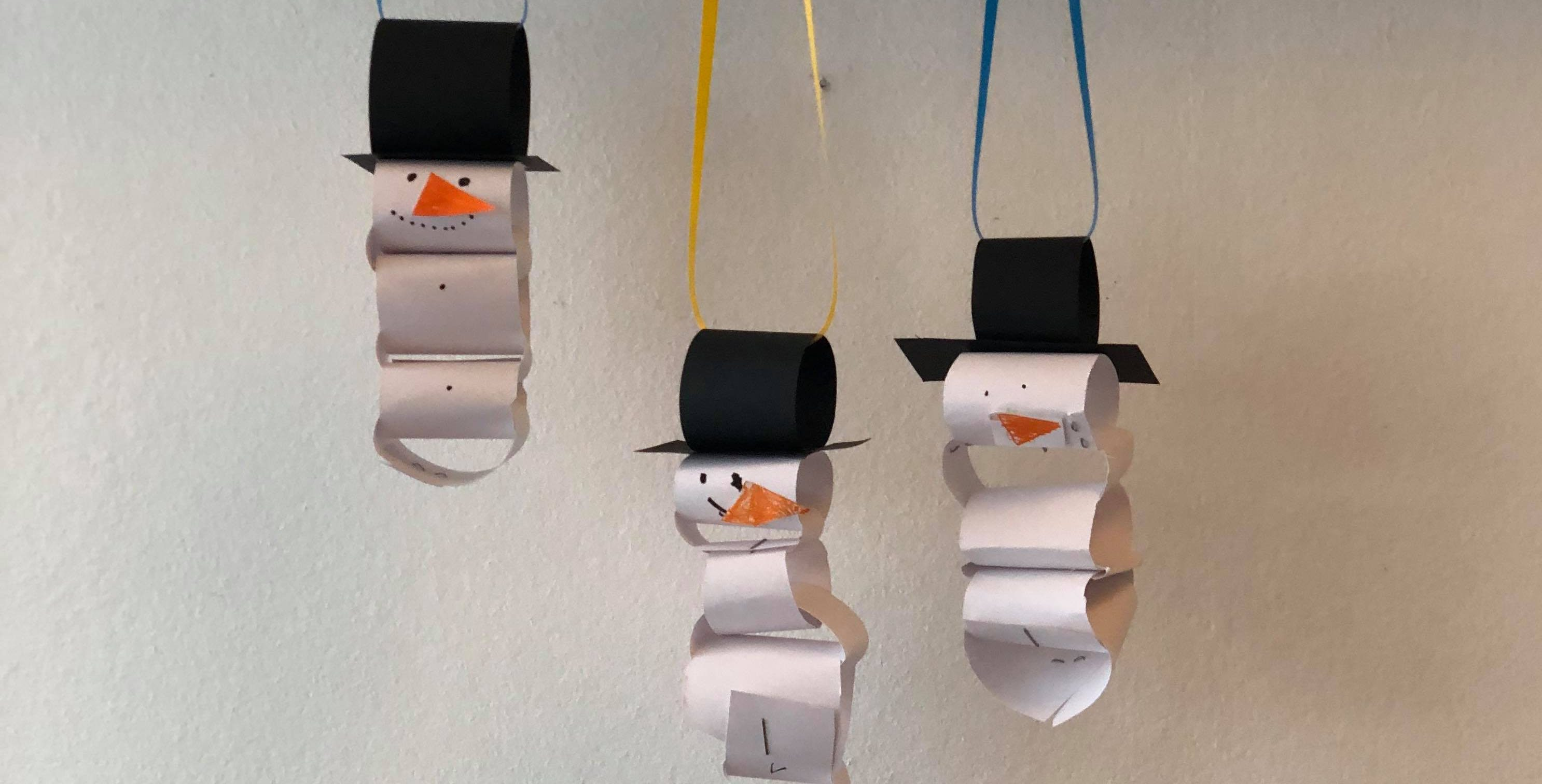 christmas craft with kids