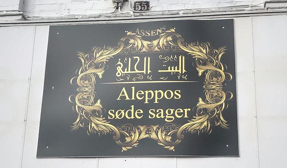 Aleppos Søde Sager