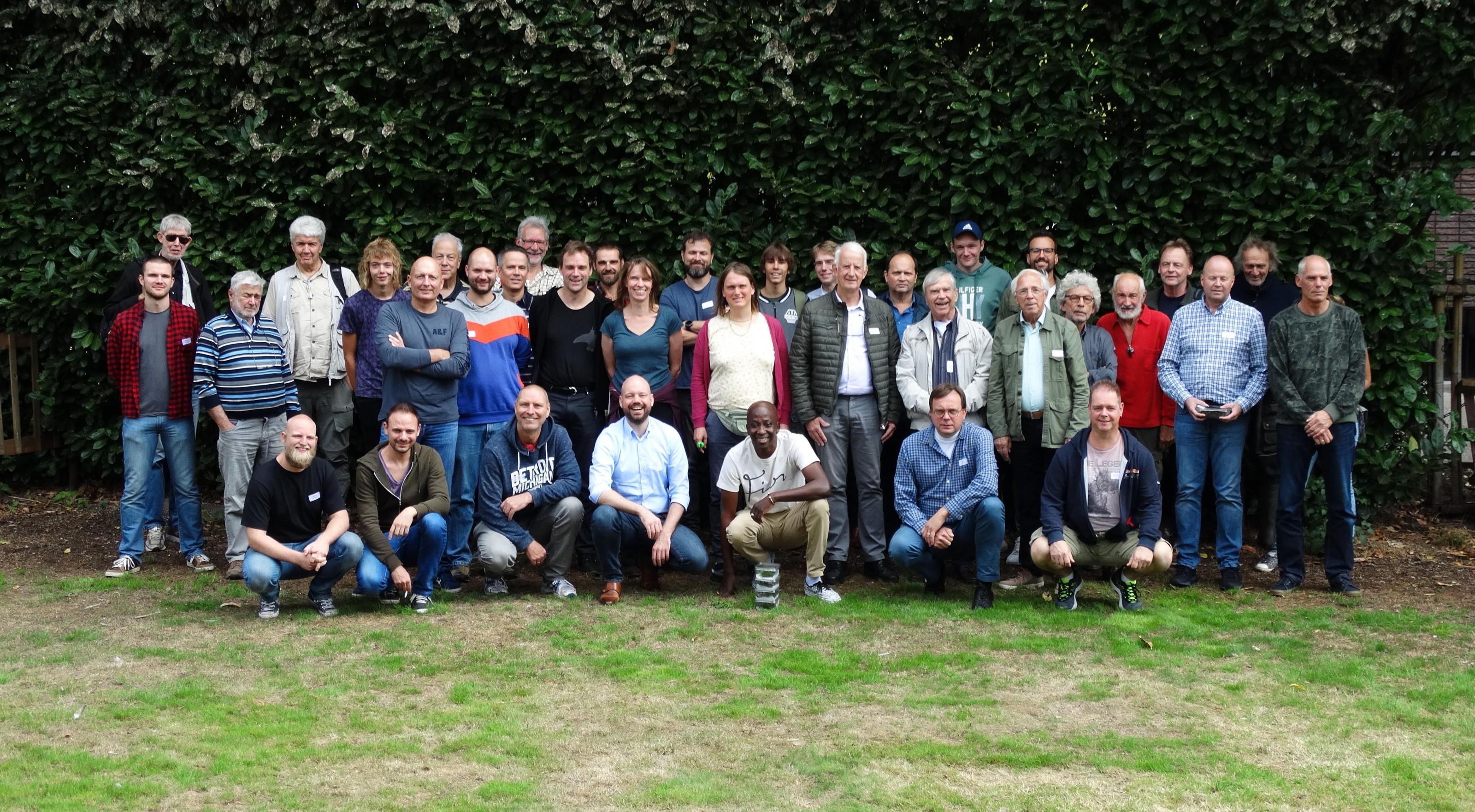 Samenvatting En Foto's Van De 25e Salamanderlanddag In De Oliemeulen
