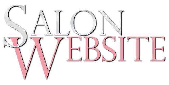 Salonwebsite