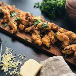 Jalapeno cheddar puff-twist med butterdeig og bacon