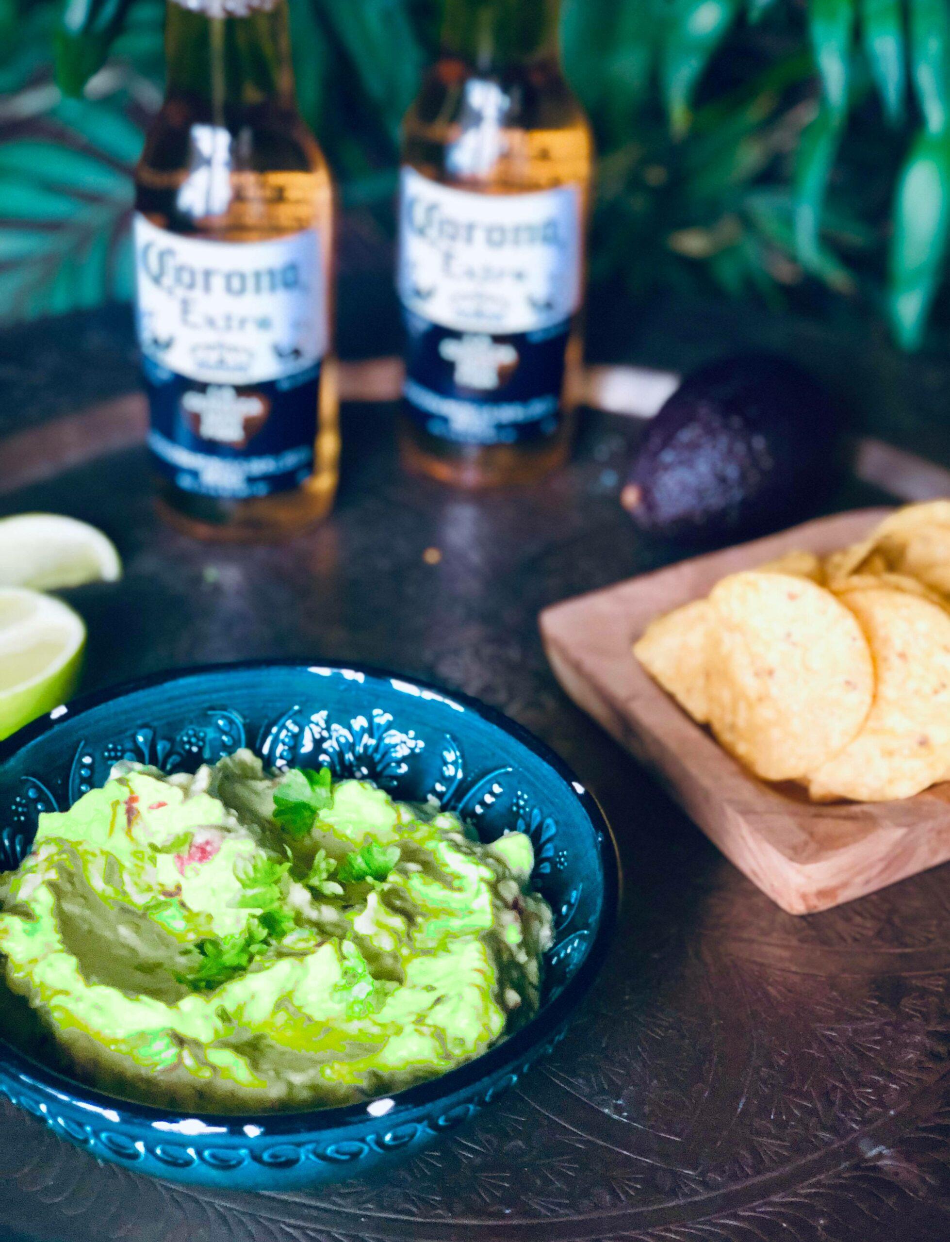 Verdens beste guacamole