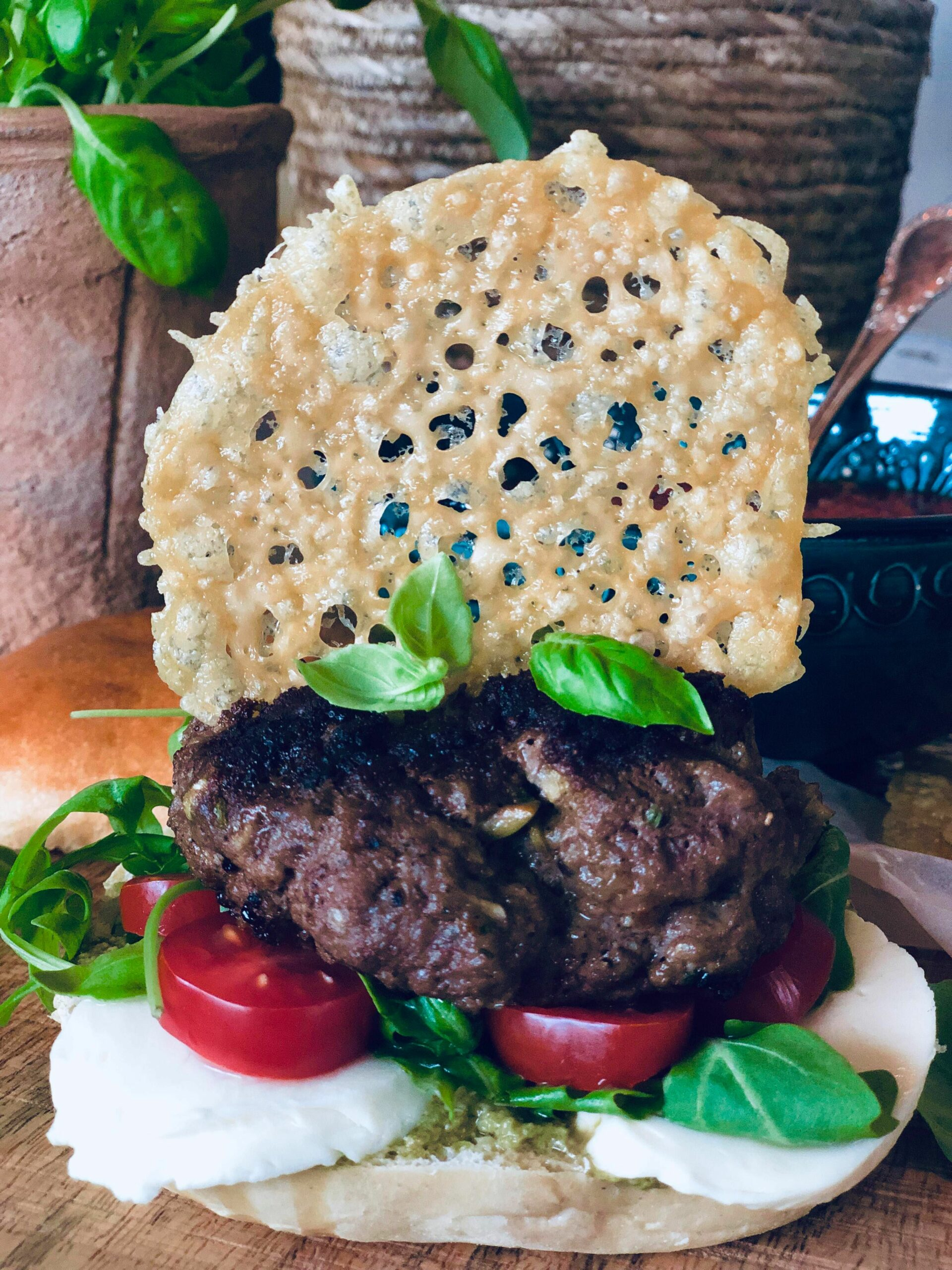 Italiensk hamburger
