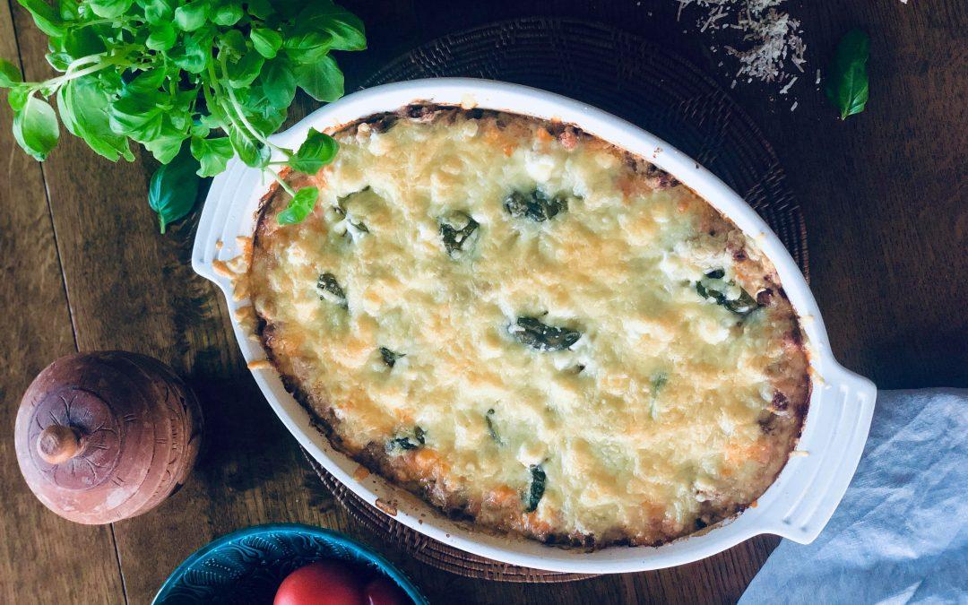Verdens beste lasagne
