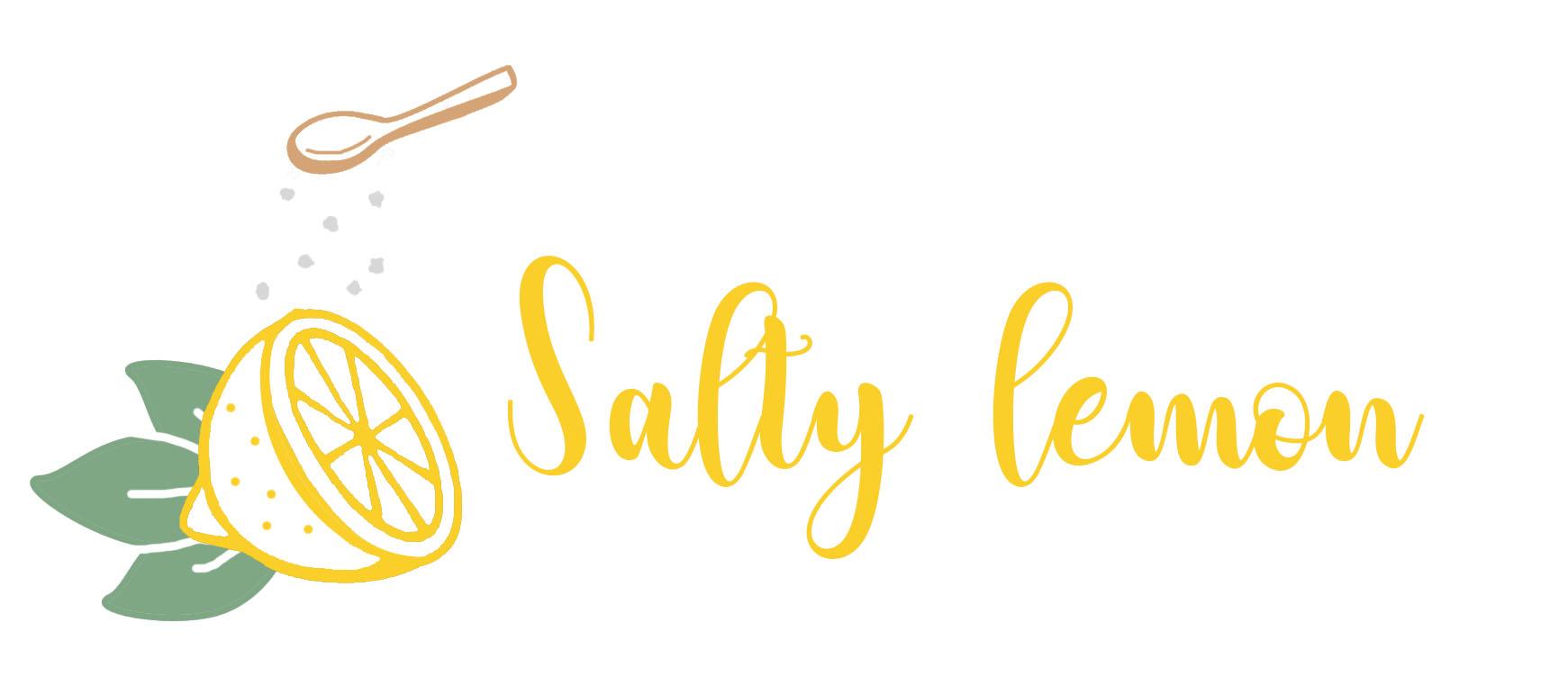 Salty lemon