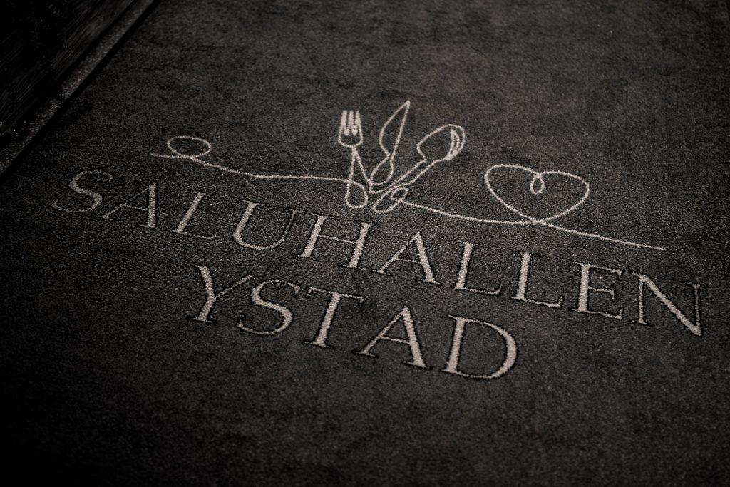 Saluhallen Ystad, matta
