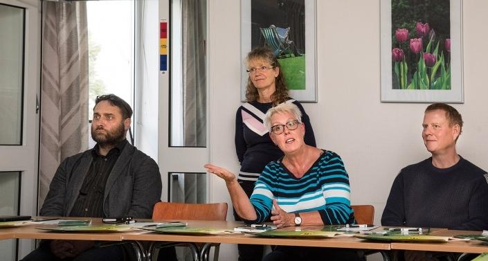 Cecilia Granquist lyfter frågan om för hur man som enskild konsument vet vad som är hållbar mat eller inte