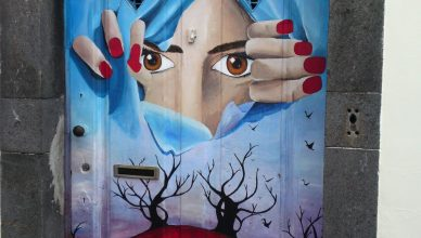 Funchal street art