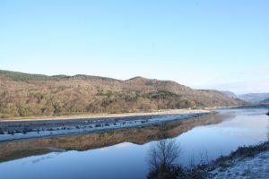 Dwyryd River, Wales