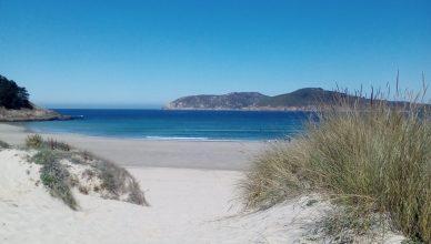 Praia de San Xurxo