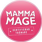 MammaMage Logo Cert Tränare