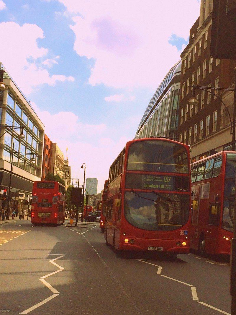 Follow me around London