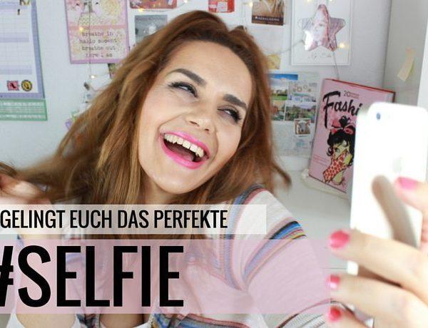 perfektes Selfie