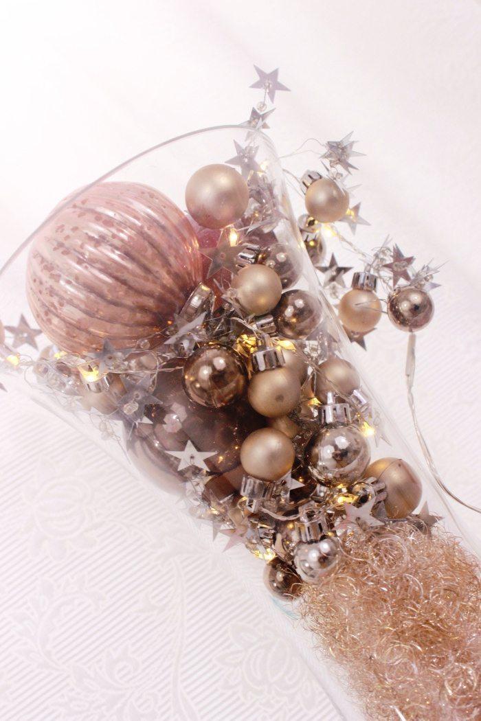 weihnachtlich zu dekorieren