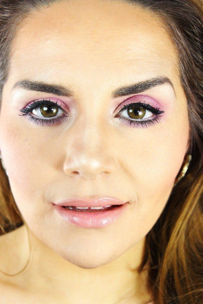 farbigen Kontaktlinsen