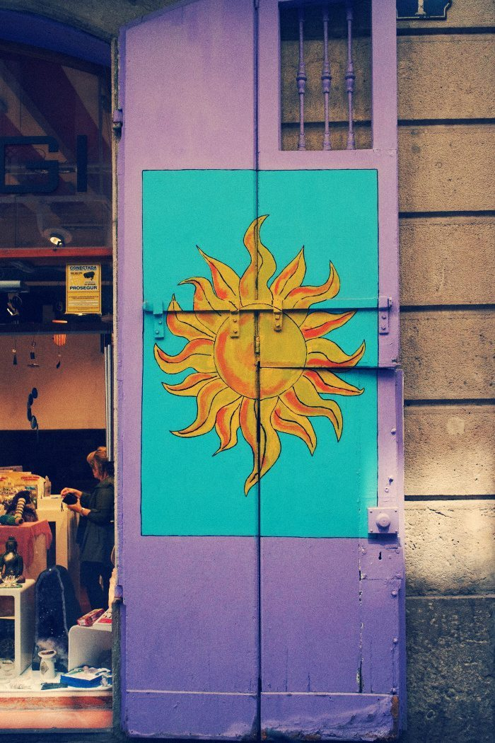kostenlos in Barcelona