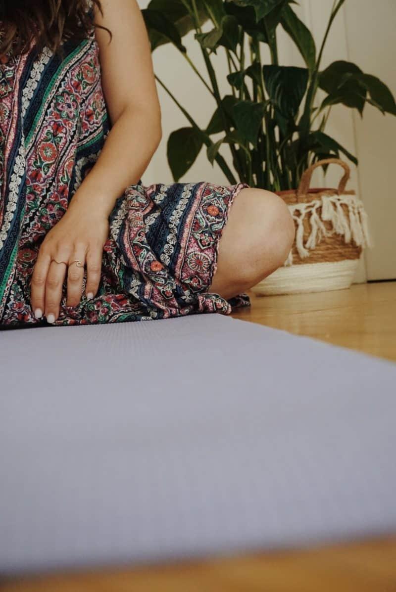Yoga-Routine