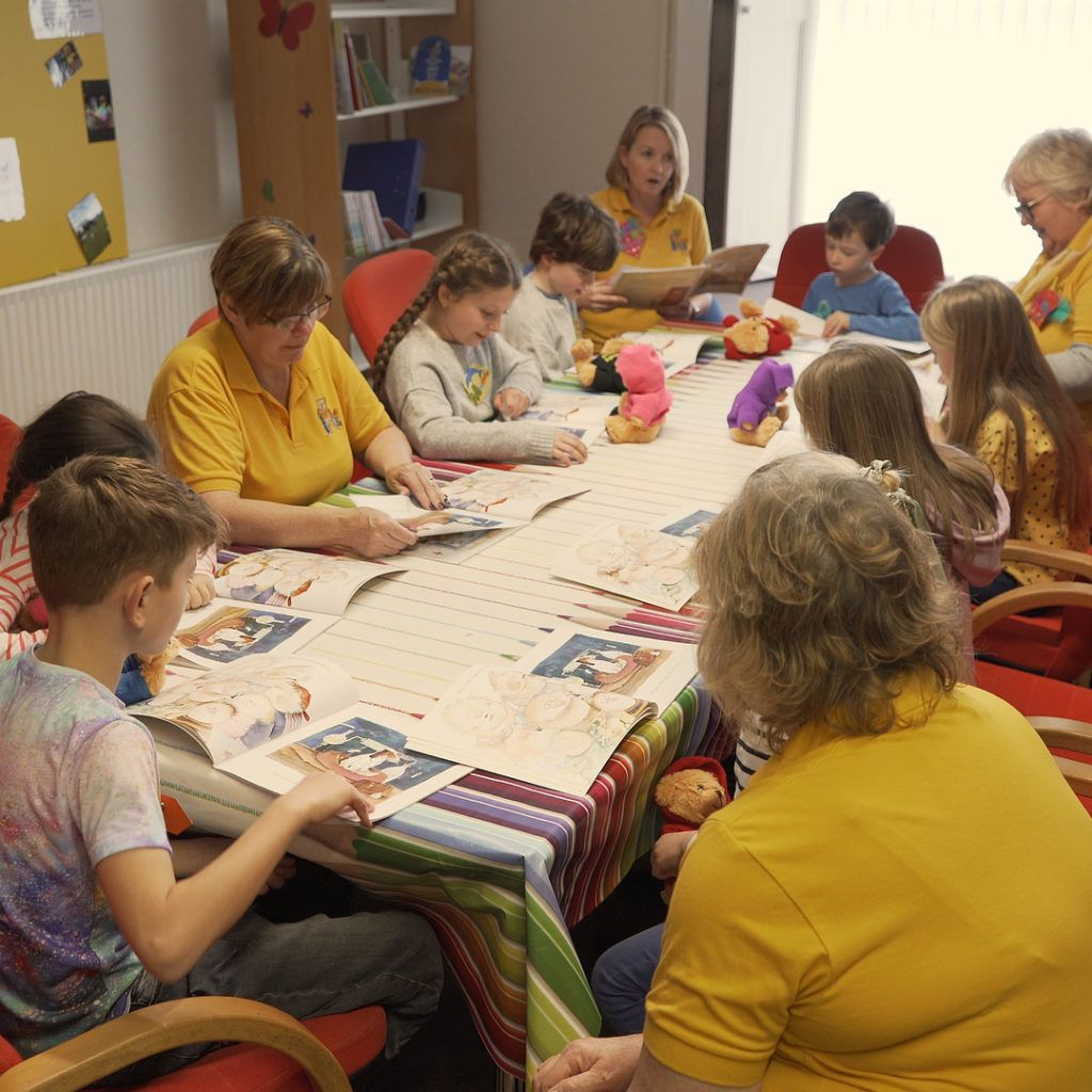 Services - Children's Group